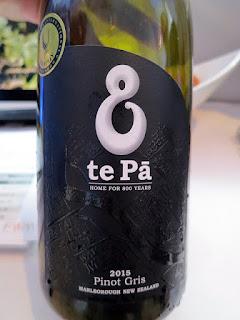 te Pa Pinot Gris 2015 (88 pts)
