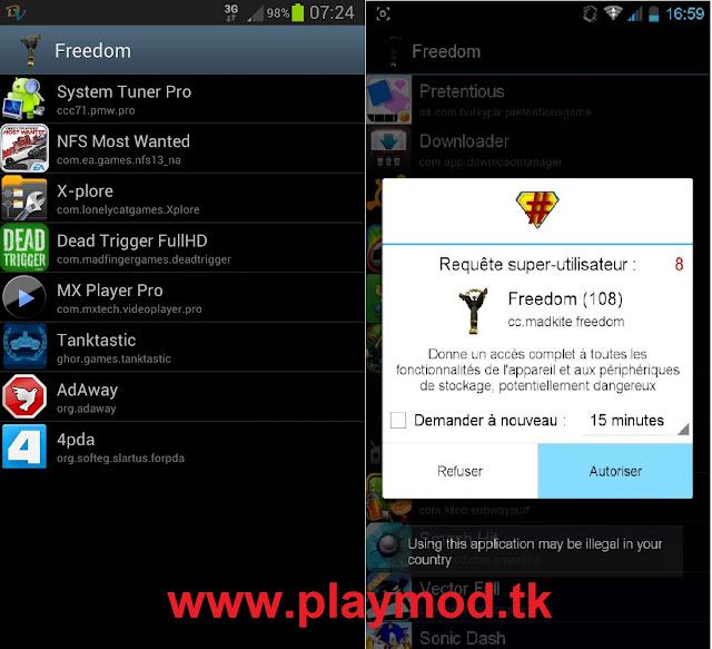 Freedom v1.6.9i