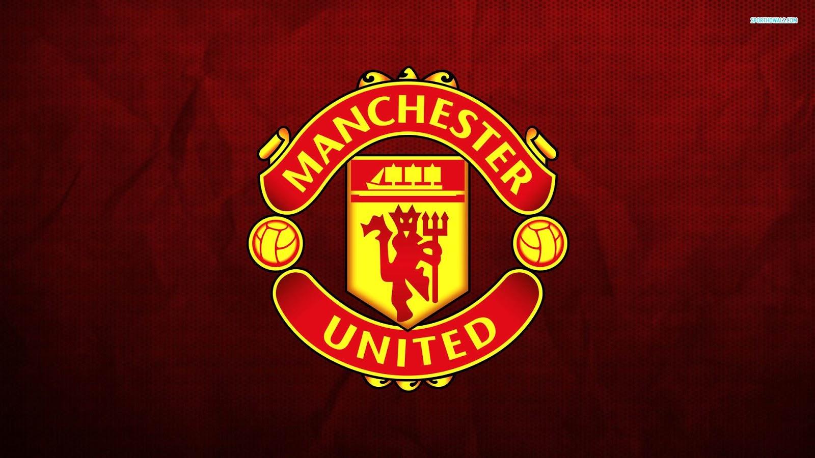 Logo Manchester Unuted Bagus  Lucu dan Keren