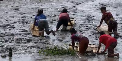 Suku Bangsa Laut di Indonesia Manongkah Duano Indragiri Hilir