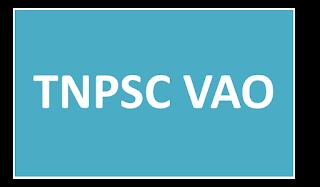 TNPSC VAO Vacancy Apply Online