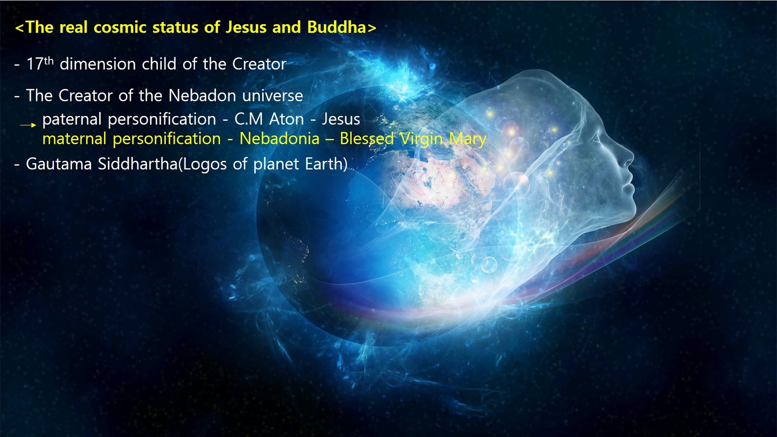the real cosmic status of jesus and buddha the tree of life in the