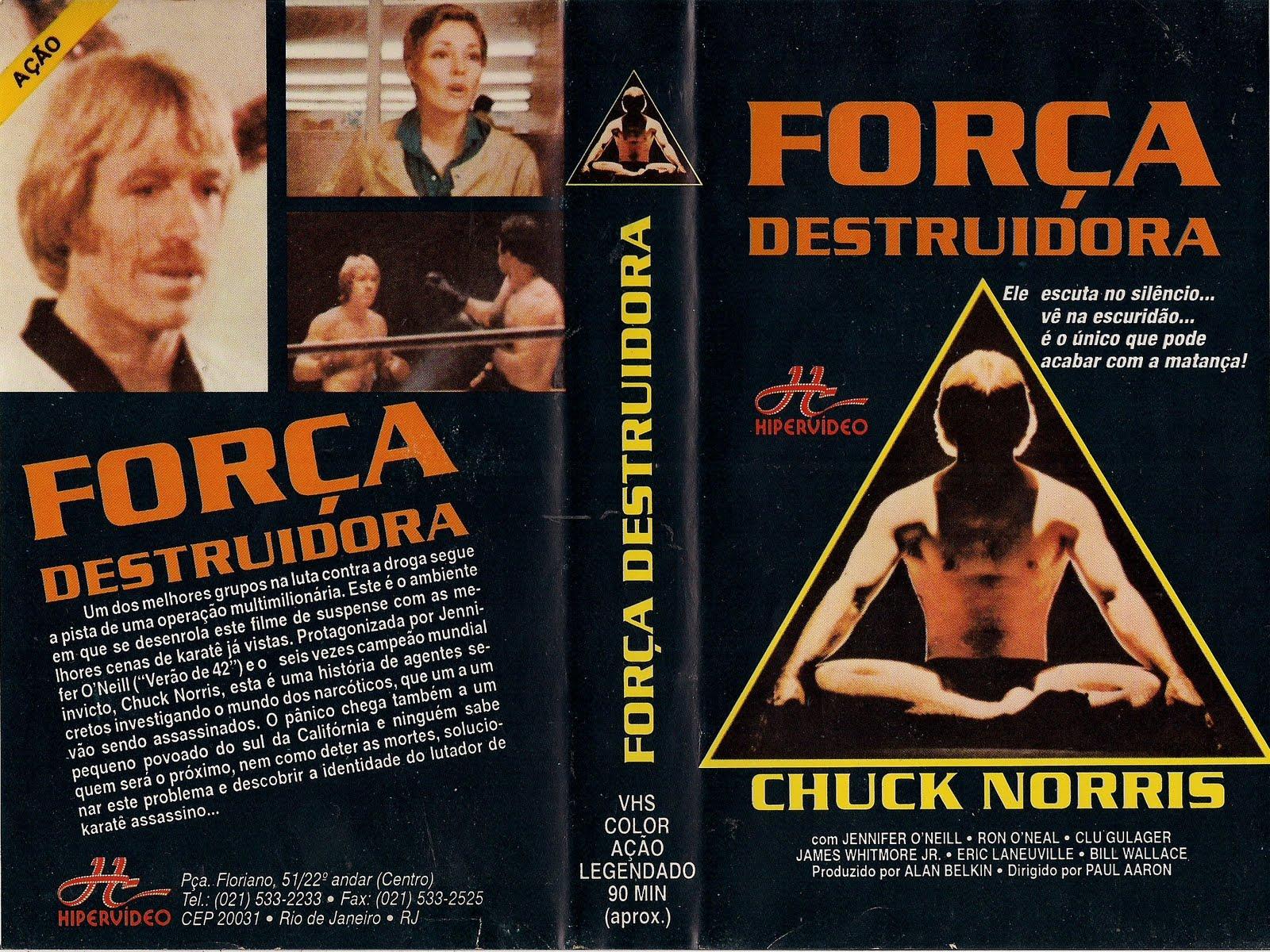 Filmes para Doidos: FORÇA DESTRUIDORA (1979)