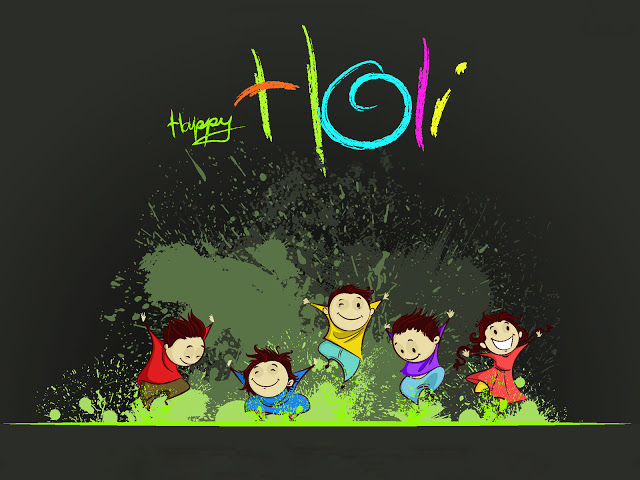 Best Holi Wishes in Hindi for Friends