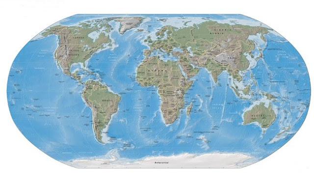 10 curiosità tra geografia e turismo