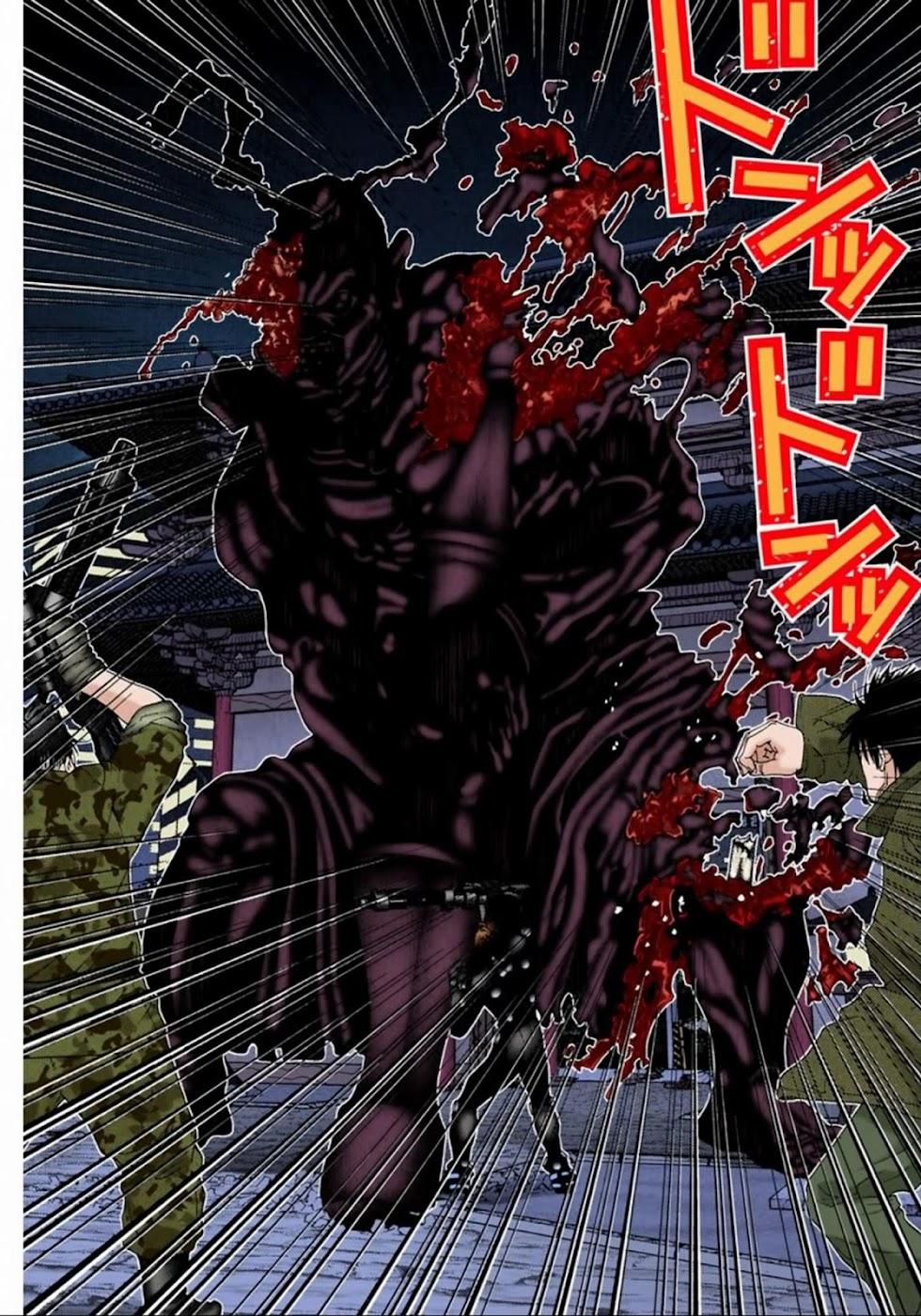 Gantz Chap 67: Phá hủy trang 4
