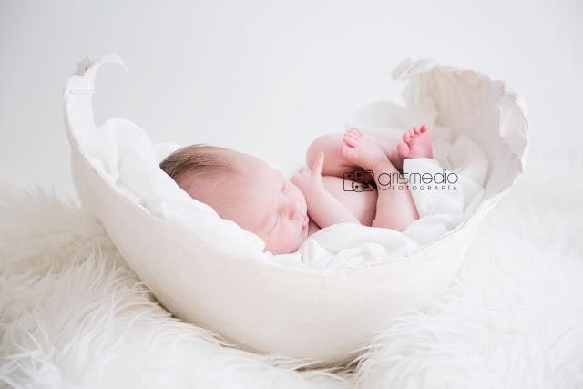 fotografía recién nacido zaragoza newborn bebe