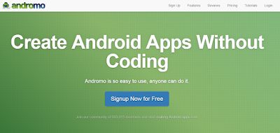 How To Make Android Apps With Online Method and Offline Method