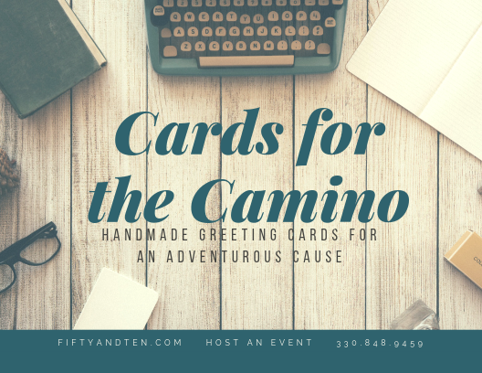 Order Cards To Support Our Camino