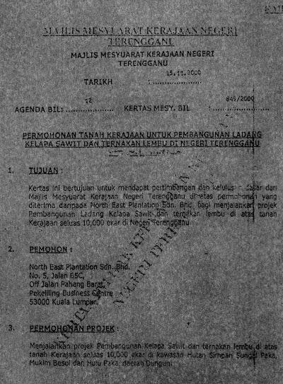 DALIL 21 : Kenapa Perlu Tolak PAS Mentadbir Terengganu