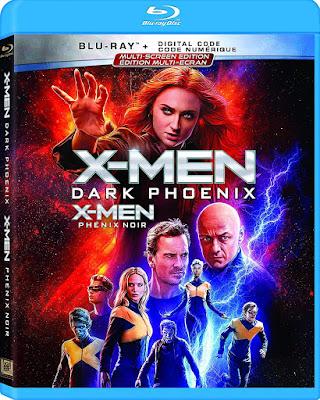 X-Men Dark Phoenix 2019 Dual Audio 5.1ch 1080p BRRip HEVC