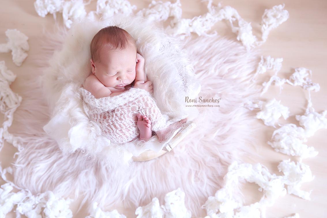 foto de bebê recém-nascido