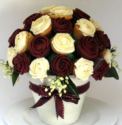 Buque de cup cake
