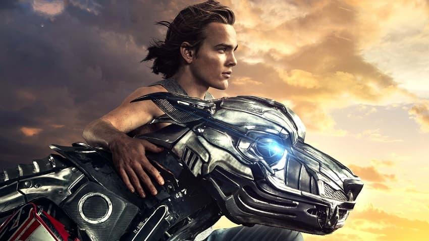 Аксель, Фантастика, Рецензия, Обзор, Отзыв, Мнение, AXL, A-X-L, Sci Fi, Review