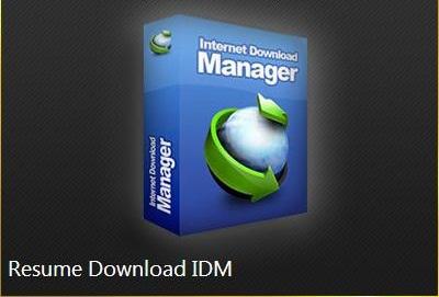 Cách Resume Download IDM bị lỗi khi đang tải