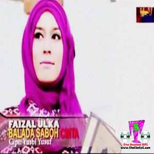 Download MP3 FAISAL ULKA - Balada Saboh Cinta