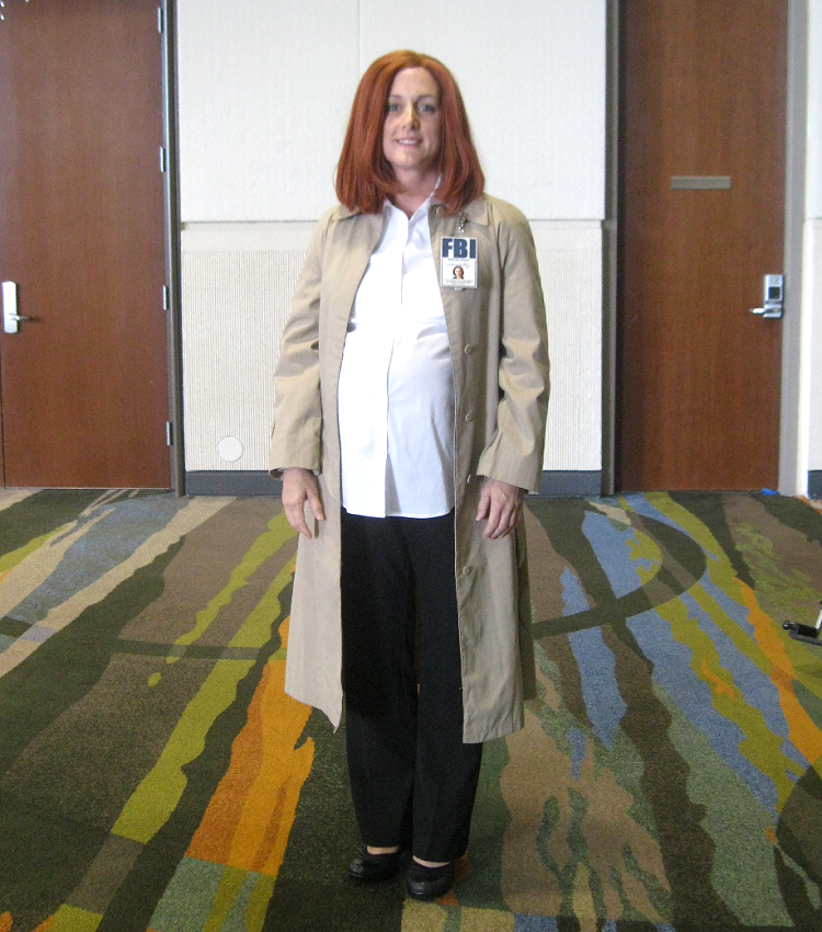 The X-Files Cosplay MegaCon Orlando 2018