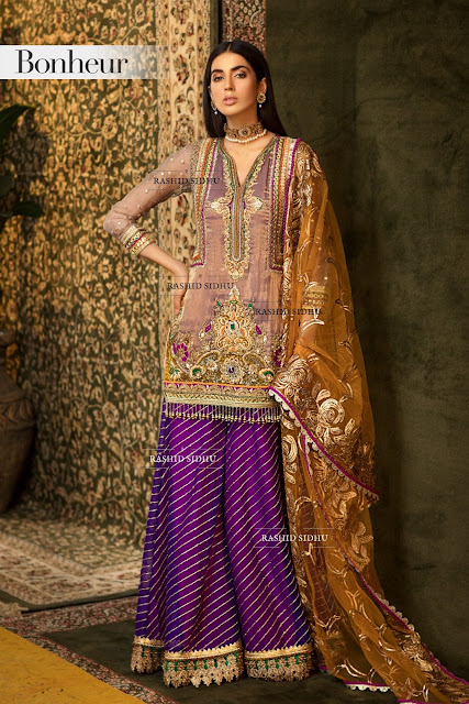 Khuda Baksh Creations Lueur Formal Wear Collection 2020 with Price Detail Buy Online