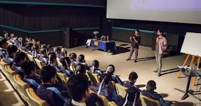 Escolares aprenden a través del cine gracias a programa del Ministerio de Cultura