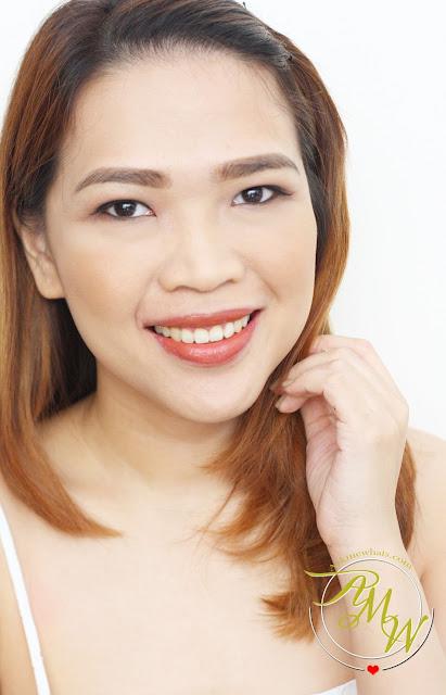 a photo of Nikki Tiu AskMeWhats Eden's Paradise Lip Cream in Nude Teddy