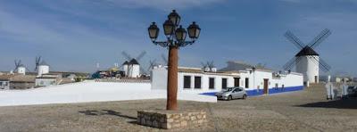 Campo de Criptana, Barrio del Albaicín.