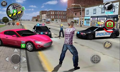 تحميل لعبة Grand Gangsters المشابهة للعبة Gta San Andreas للأندرويد