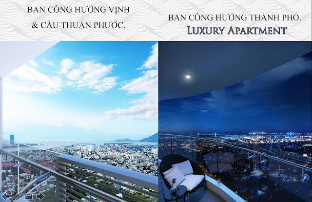 Tầm nhìn dự án Luxury Apartment