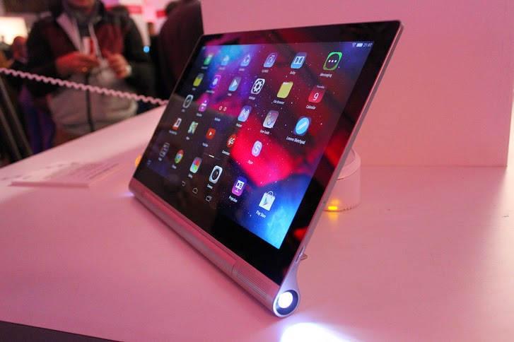 Lenovo Yoga Tablet Pro 2 Özellikleri