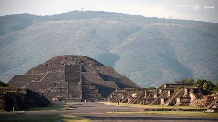 Misteri Penemuan Bangunan Berusia 3.000 Tahun di Bawah Tanah