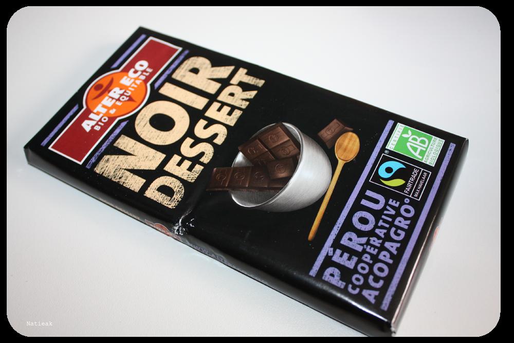 noir dessert Pérou