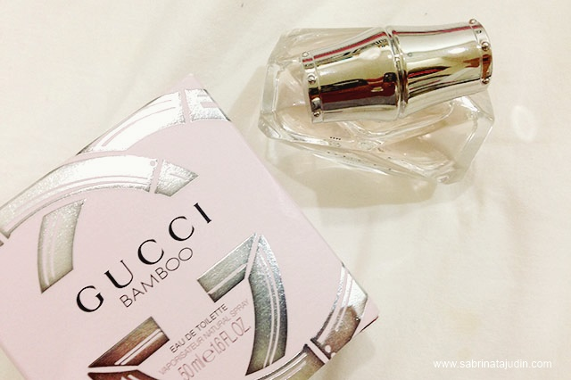 Gucci Bamboo Eau De Parfum Review Sabrina Tajudin Malaysia