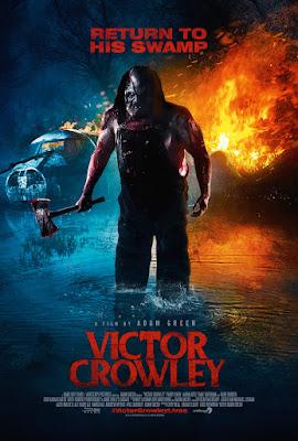 Victor Crowley Poster
