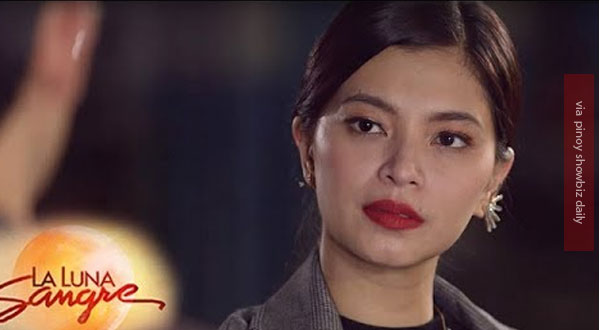 Is Angel Locsin leaving La Luna Sangre?