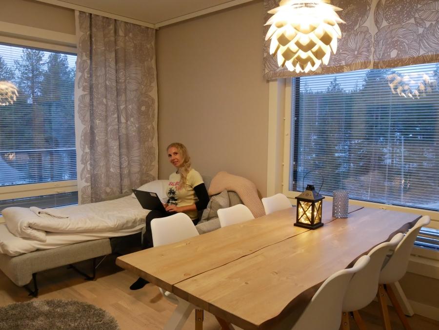 Santasport Apartment Hotel Rovaniemi Lappi