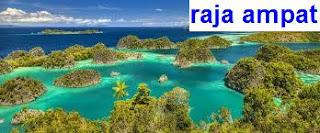 spot for tourism destinatioan in indonesa