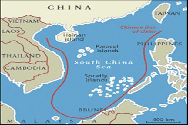 Lebih dari 100 Kapal China Langgar Batas Wilayah Malaysia