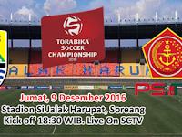 TSC 2016: Persib vs PS TNI