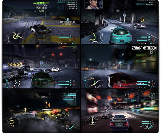 ดาวโหลดเกม need for speed ครบทุกภาค