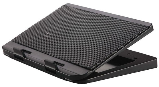 uNiQue Laptop Cooler MaxCool-7 Black