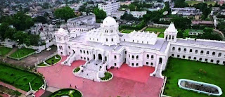 Ujjayanta Palace view