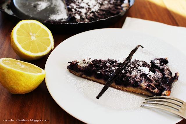 Heidelbeerpfannkuchen