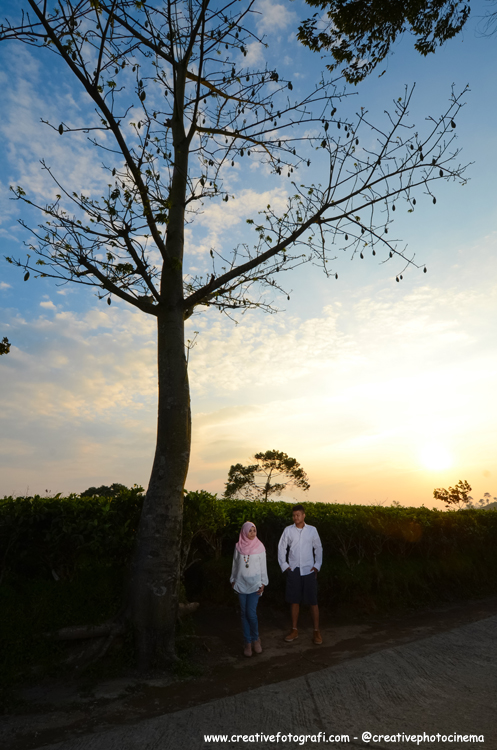 foto prewedding casual