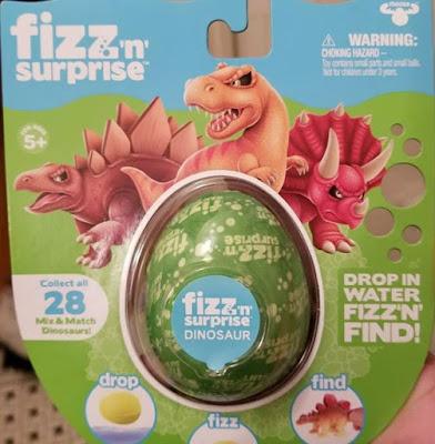 Fizz N Surprise Dinosaur
