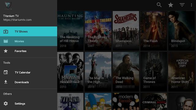 تحميل تطبيق Terrarium TV Clone