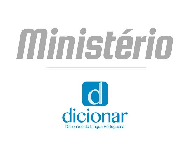 Significado de Ministério