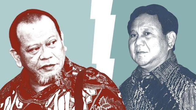 Tak Dukung Prabowo, La Nyalla Dorong Yusril, Gatot hingga Anies Nyapres