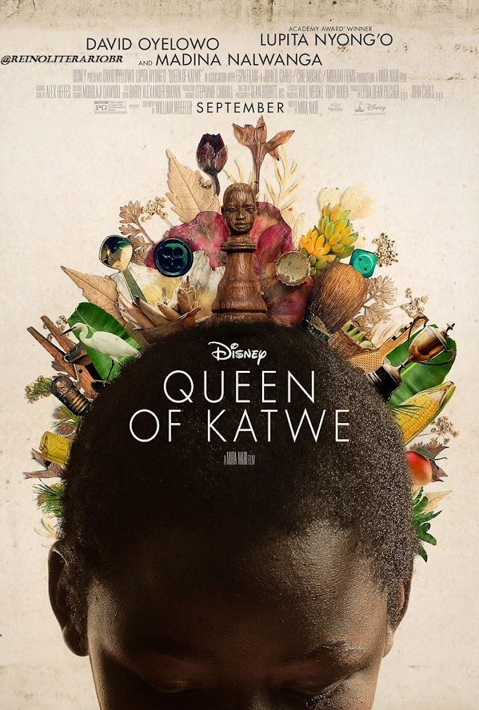 [New] Rainha de Katwe - Filme e Livro
