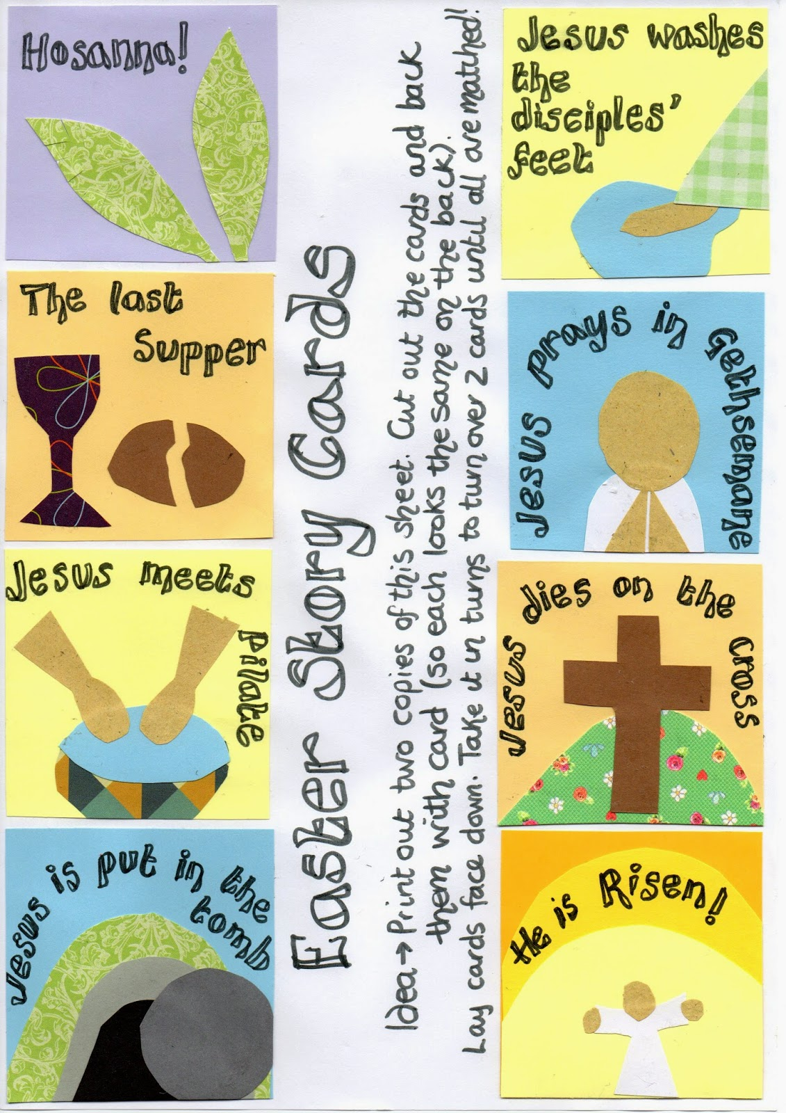 Download Flame: Creative Children's Ministry: A round up of Easter ...