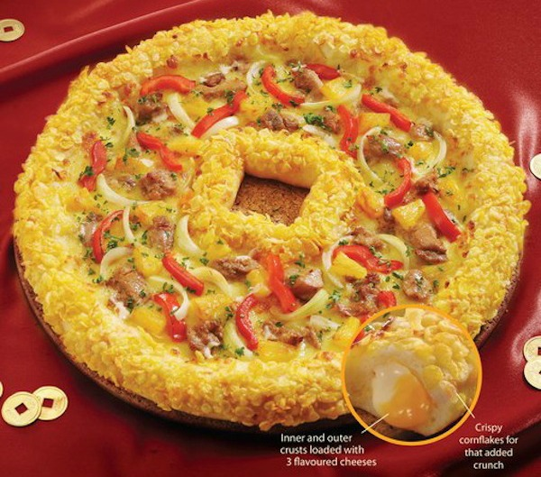 tamerlane s thoughts cheesy chinese new year singapore pizza hut ad