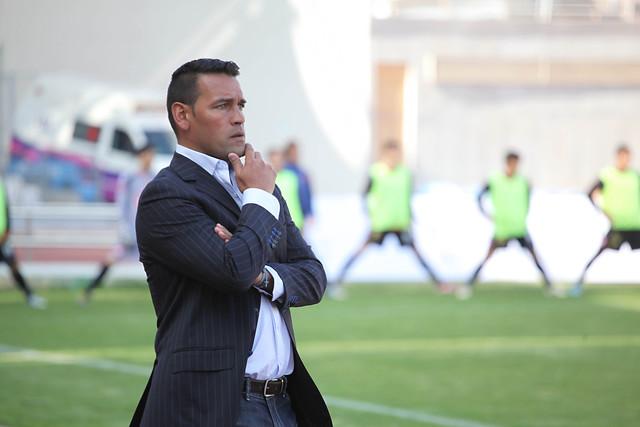Fernando Gamboa es el nuevo entrenador